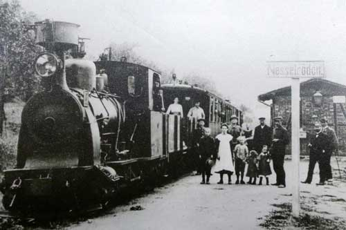 Nesselröden Bahnhof